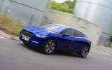 Jaguar I-Pace EV400 UK first drive review hero front