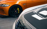 Jaguar SVO 2019 - JLR cars