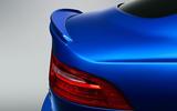 Jaguar XE SV Proejct 8 Touring - official press photos - spoiler