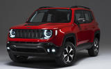 Jeep Renegade - static front