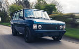 1 JIA Range Rover Chieftain 2021 UK FD hero front