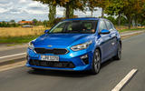 Kia Ceed 1.6 CRDi 48v iMT 2020 first drive review - hero front