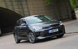 Kia Rio GT Line 2018 UK first drive review hero front