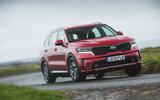 1 kia sorento 2021 road test review hero front