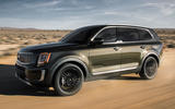 Kia Telluride 2019 first drive review - hero front