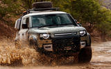 Land Rover Defender 110 S 2020 first drive review - hero front