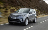 1 land rover discovery d300 2021 uk first drive review hero front