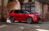 Land Rover Discovery Sport PHEV - static front
