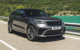 Land Rover Range Rover Velar SVAutobiography 2019 first drive review - hero front