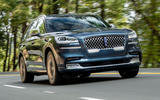 Lincoln Aviator 2020 first drive review - hero front