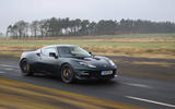 Lotus Evora GT410 Sport 2018 UK review on the road