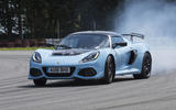 Lotus Exige Sport 410 2018 review hero front
