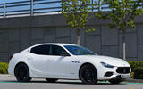 1 Maserati Ghibli Hybrid 2021 UK FD static front