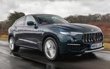 Maserati Levante Diesel - front