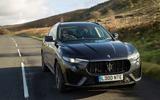 Maserati Levante GranSport V6 2018 first drive - hero front