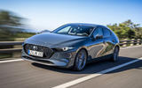 Mazda 3 2019 European first drive review - hero front
