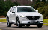 1 Mazda CX 5 2021 UK first drive review hero front