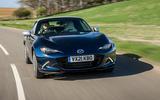 1 Mazda MX 5 Sport Venture 2021 UK FD hero front