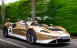 1 McLaren Elva 2021 UK FD Hero Front