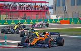 McLaren F1 car - hero front