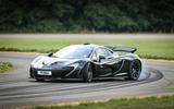 McLaren P1 - hero front