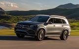 Mercedes-Benz GLS 400D 2019 first drive review - hero front