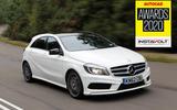 Autocar Awards 2020 Used Car Hero - Mercedes-Benz A-Class