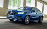 Mercedes-AMG GLE 53 2020 first drive review - hero front