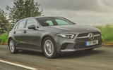 Mercedes-Benz A-Class A180 SE 2019 first drive review - hero front