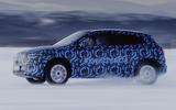 Mercedes-Benz EQA - front