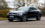 Mercedes-Benz GLC 300 2020 UK first drive review - hero front