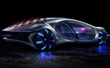 Mercedes-Benz Vision AVTR concept - static rear