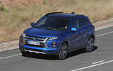 Mitsubishi ASX 2019 first drive review - hero front