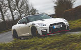 Nissan GT-R Nismo 2020 UK first drive review - hero front