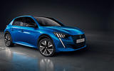 Peugeot 208 - static front