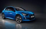 Peugeot 208 - static front