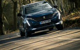 Peugeot 3008 Hybrid 2021 UK review - hero front