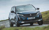1 peugeot 5008 2020 uk first drive hero front