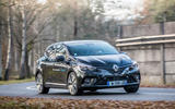 Renault Clio E-Tech 2020 first drive review - hero front