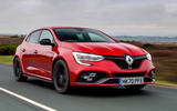 1 Renault Megane RS 300 EDC 2021 UK first drive review hero front