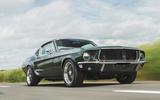 1 Revology Mustang Bullitt 2021 UK FD hero front
