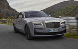Rolls Royce Ghost 2020 UK first drive review - hero front