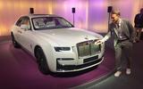 Rolls-Royce Ghost - front