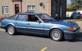 Rover SD1 3500 Vanden Plas auto - side