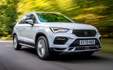 Seat Ateca Xperience 2020 UK first drive review - hero front