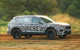 Seat Tarraco Prototype first drive 2018 hero side