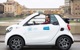 Share Now car2go leaves Florence