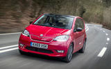 Top 10 city cars 2020 - Skoda Citigo-e iV
