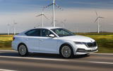 Skoda Octavia IV 2020 first drive review - hero front