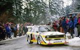 Sport Quattro - static front